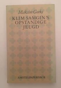 Klim Samgin's opstandige jeugd