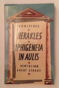 Herakles / Iphigeneia in Aulis